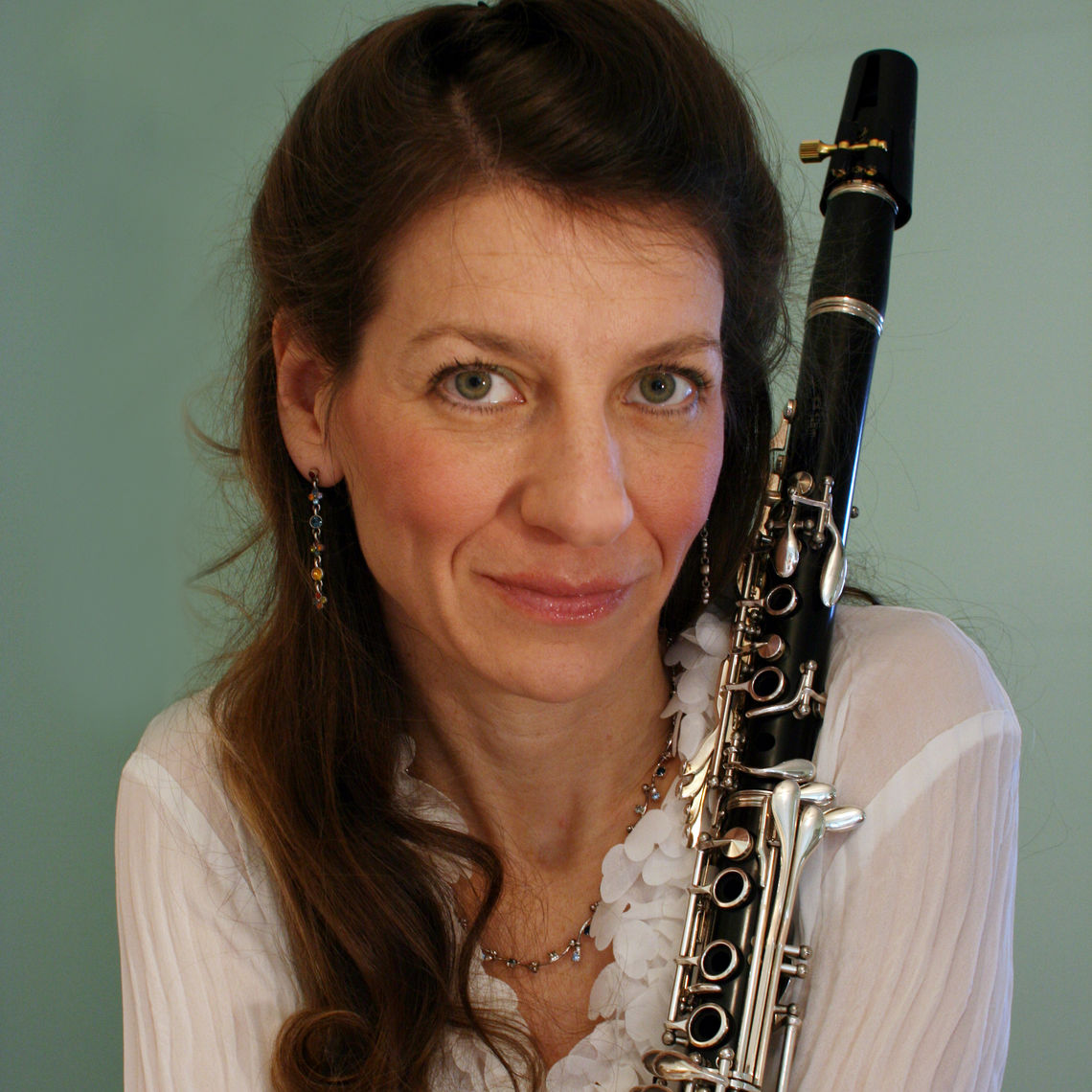 Doris Hall-Gulati, Clarinetist