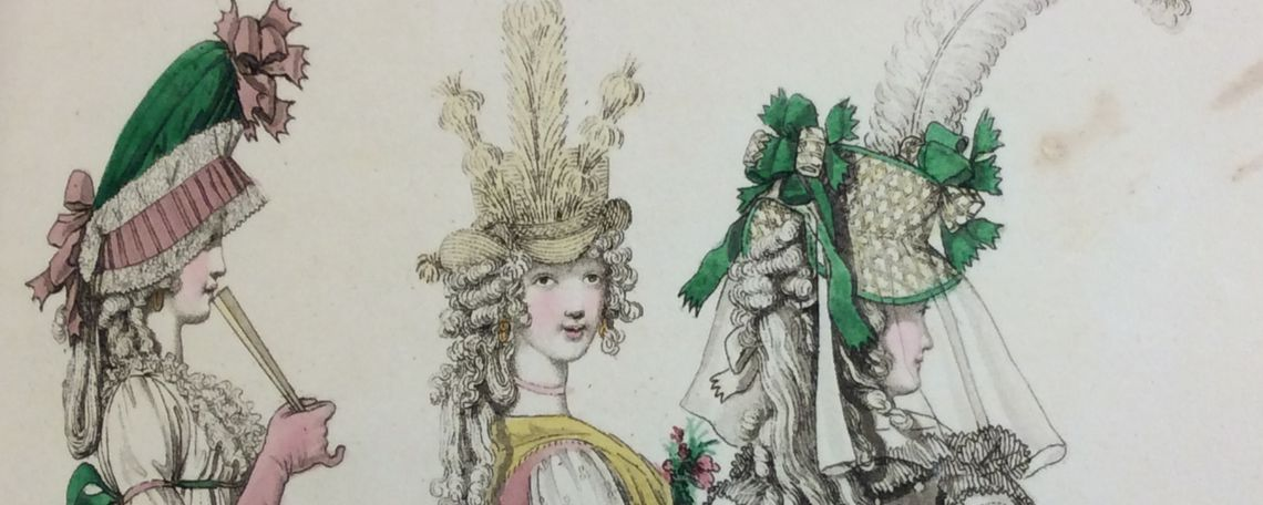 Heideloff's Gallery of Fashion