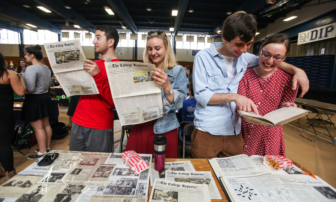 college student newspapers The dartmouth, america's oldest college newspaper founded 1799.