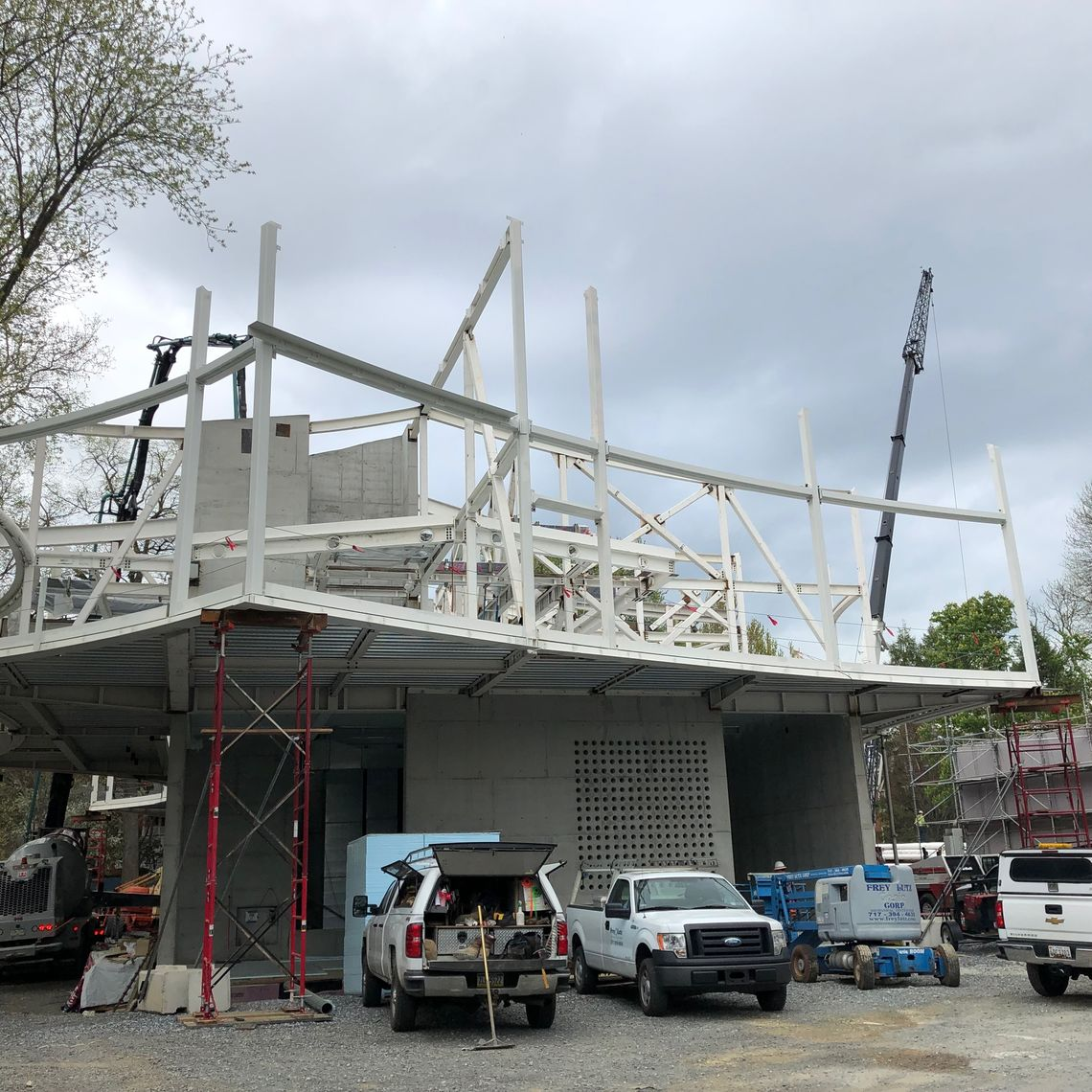 VAC April 2019