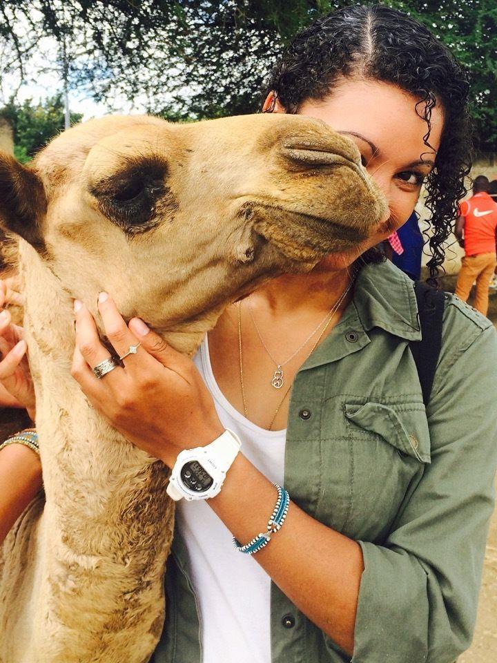 OCS 15-16 Ambassador Katie Foreman. SFS Tanzania Spring15