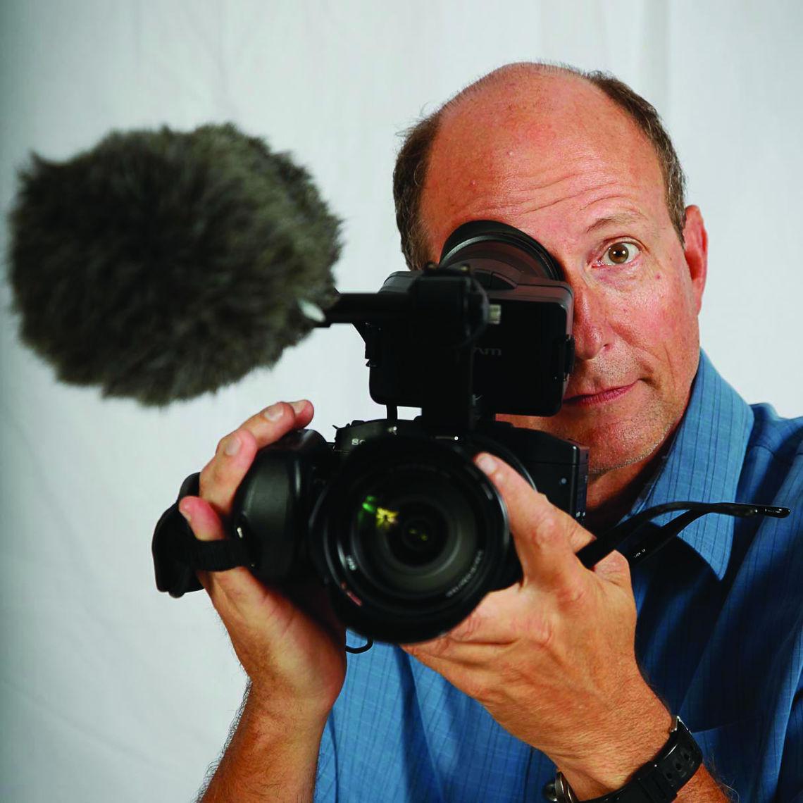Film & Media Studies Chair Dirk Eitzen