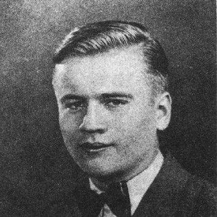 Arthur R. Clark Sr.'s Yearbook Photo