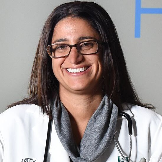 Dr. Mona Hanna-Attisha let concerns with her community as a physician and scientist overcome her self-doubt in exposing a public health crisis.