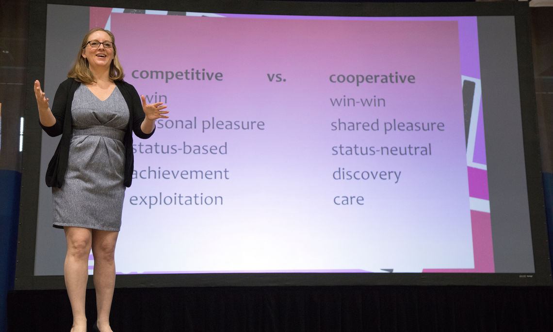 "Hookup culture stems from organizational structures and privileges that create a competitive approach to casual sex rather than cooperative. ""It's thinking about sex as a zero-sum game,"" Wade said."
