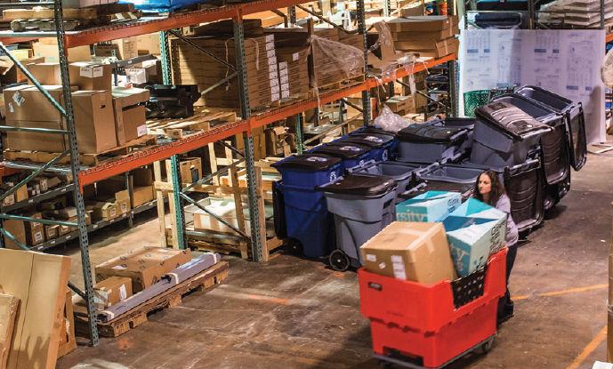 F&M Warehouse