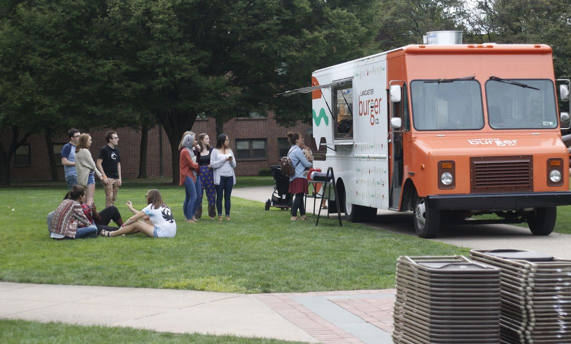 Orientation Foodtruck