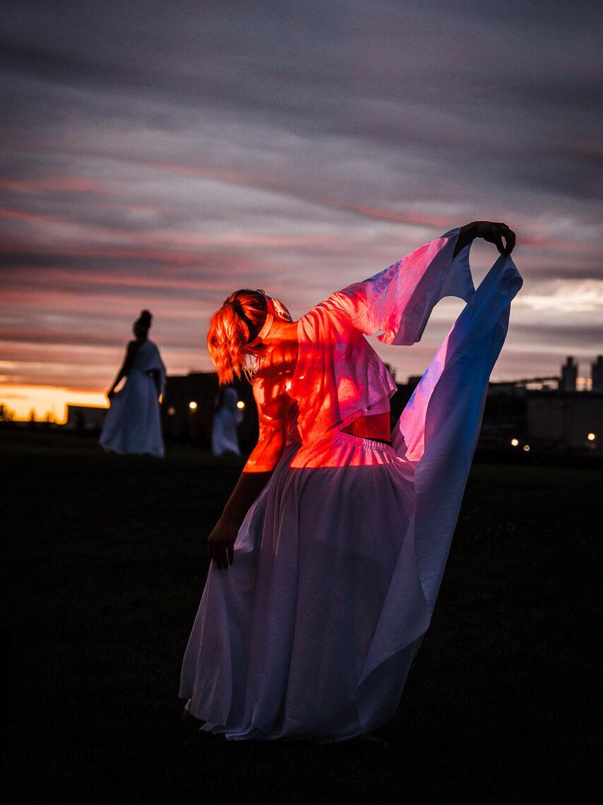 fall dance concert 2020 module 1 - fm dance110