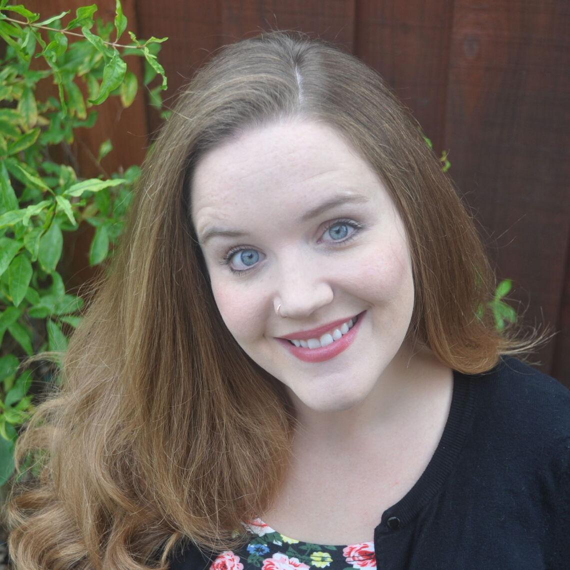 Chelsea Reimann, the new director of the Alice Drum Women's Center.