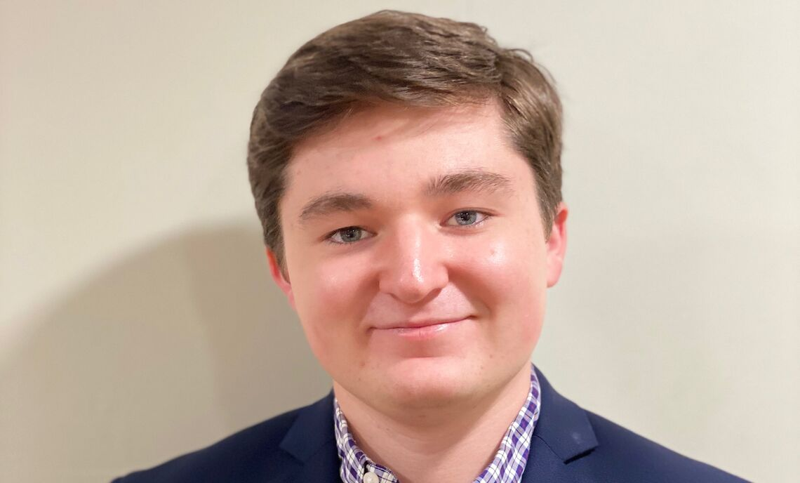 Junior Daniel Robillard is the investigative reporter for The College Reporter, a campus tour guide, and member of Phi Sigma Pi National Honor Fraternity.