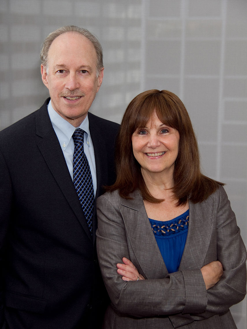Dr. Eric C. Rackow, a 1967 alumnus, and his wife, Dr. Sari J. Kaminsky, are giving Franklin & Marshall College a $1 million gift that will provide pre-health students with more financial aid and wider opportunities outside the classroom.