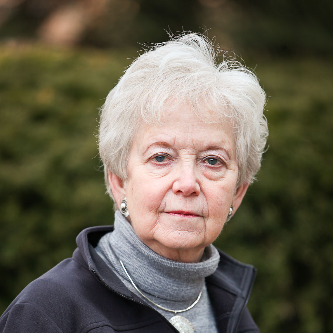 Professor of German Cecile Zorach.