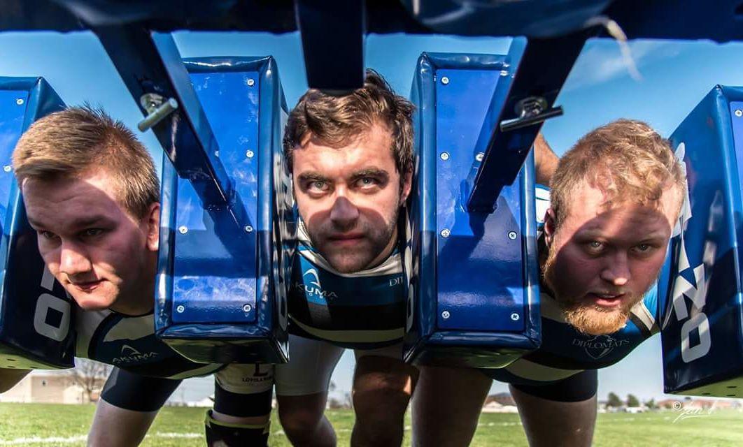RHINO Rugby NGage Scrum Sled