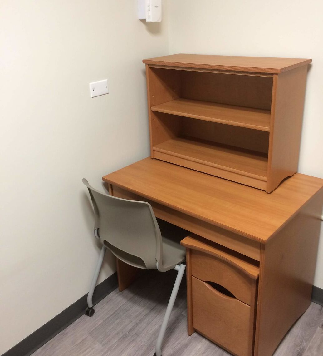Furniture in Schnader and Thomas Halls