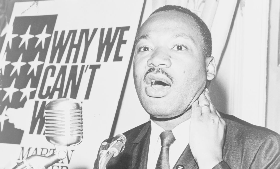martin luther king birmingham jail speech Professor discusses 'letter from birmingham jail,' what it says about martin luther king jr edward t bowser is a community engagement specialist for alcom and the birmingham news.