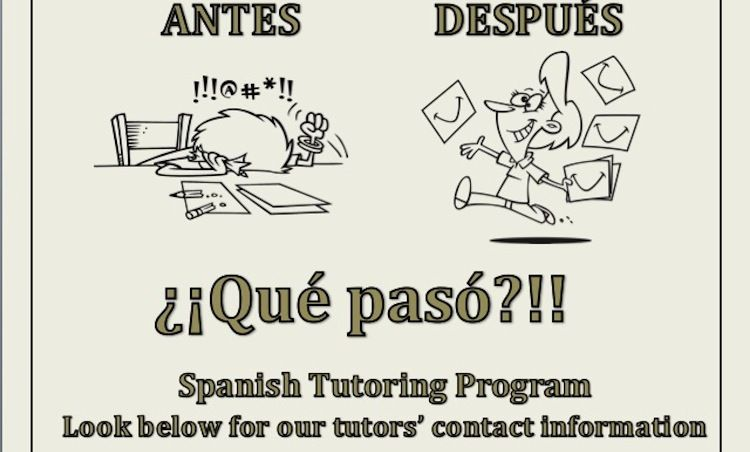 Franklin & Marshall – Spanish Tutoring Program