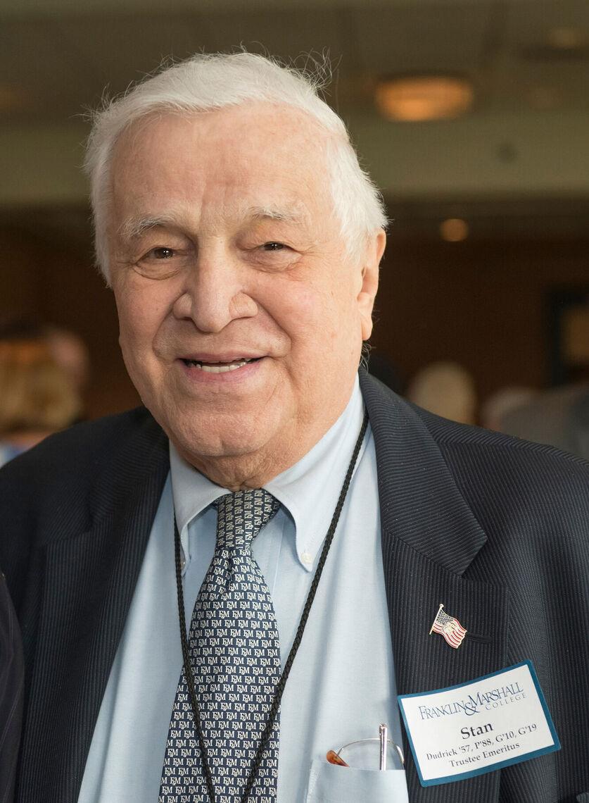 Stanley Dudrick '57