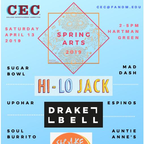 Spring Arts 2019