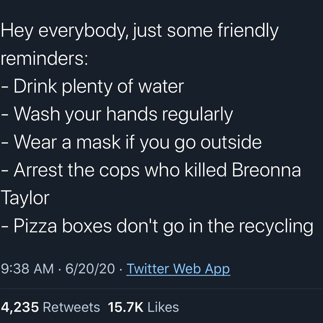 Scholar Sarah Jackson cautions against well-intentioned – but potentially harmful – memes that pose as unrelated content and suddenly feature Breonna Taylor's name.