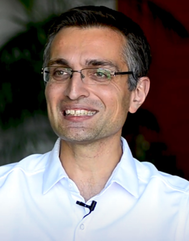 Isfandiyar (Asfi) Shaheen '06, Founder & CEO of NetEquity Networks Inc. and Former Private Equity Professional