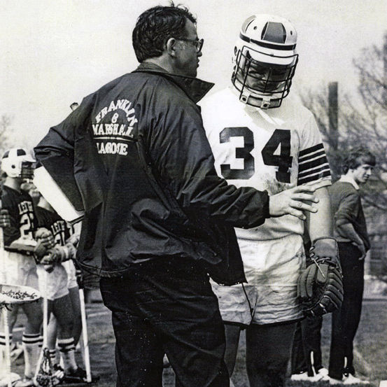 Coach Sachs, Men's Lacrosse