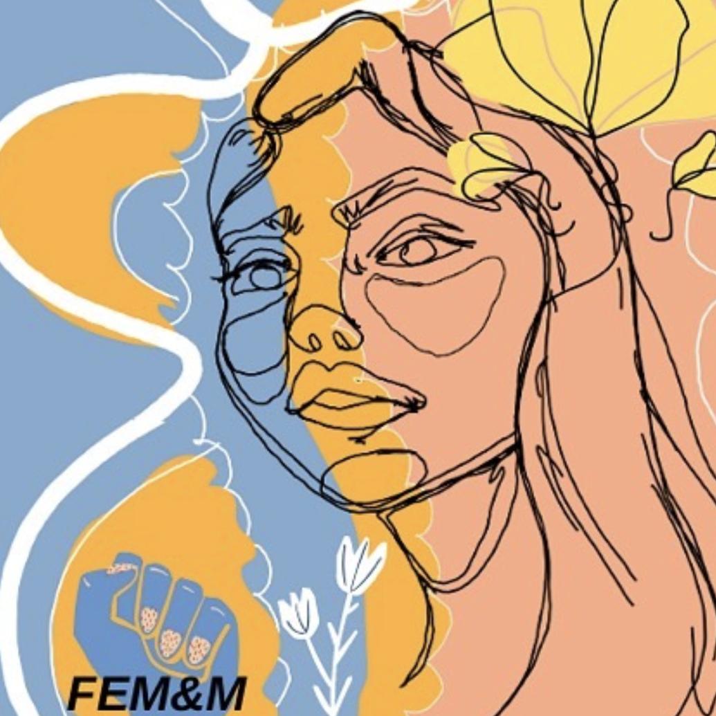 fem&m logo