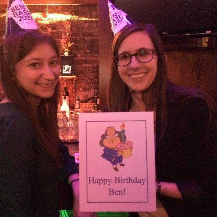 Ben's Birthday Bash