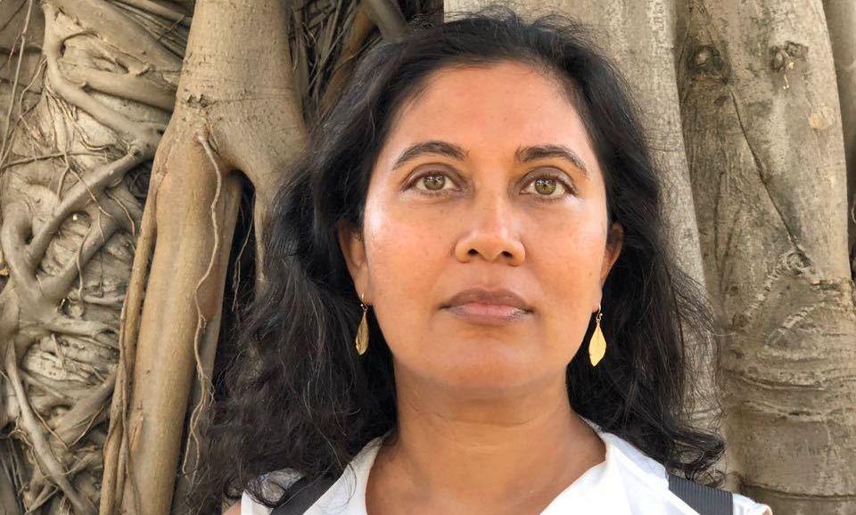 Photo of speaker Anupama Rao