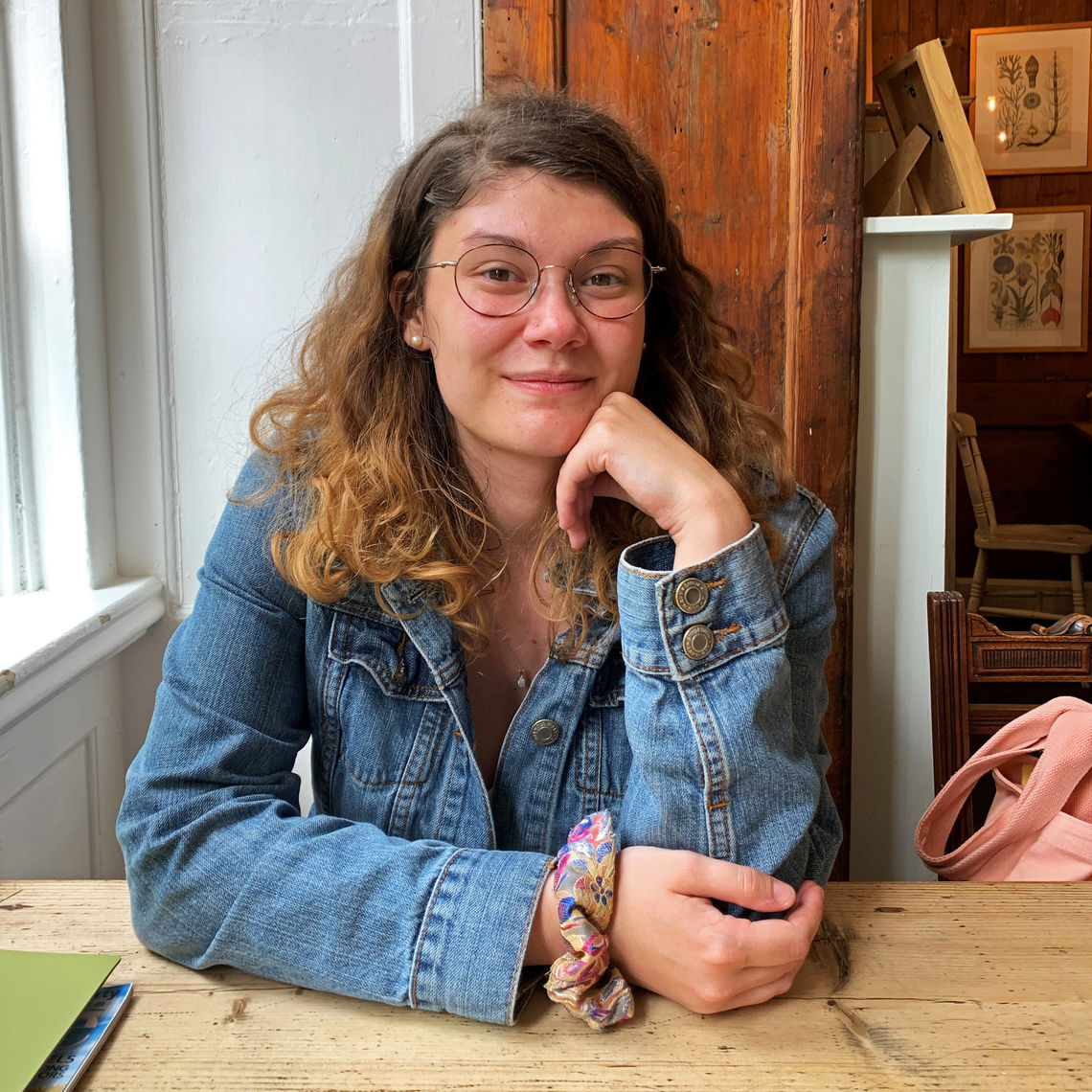 "Winner of the 2020 Arleen ""Cookie"" Faust Prize for Humor Writing and the 2020 The Elisabeth Doreen Shaw Russell Award in Creative Nonfiction."