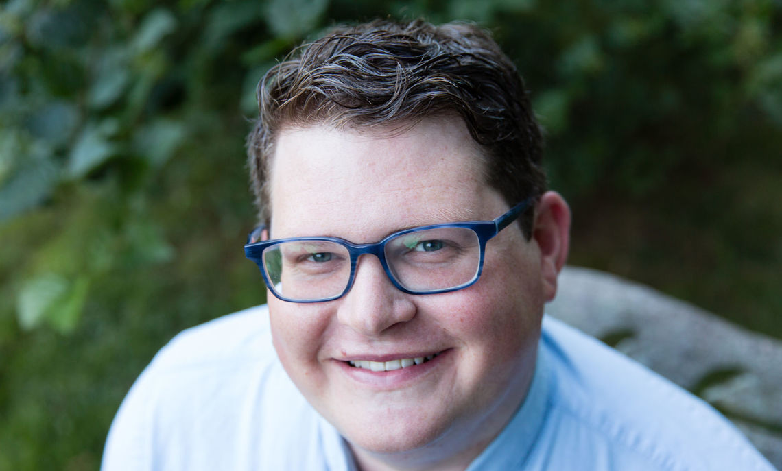 """Joseph """"Joe"""" Pritchett, F&M's new director of the Office of Faith and Meaning."""