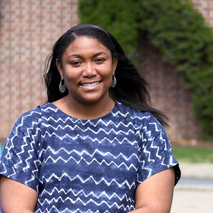 Kaitlin Oliver '16 is the new assistant dean of Admission.