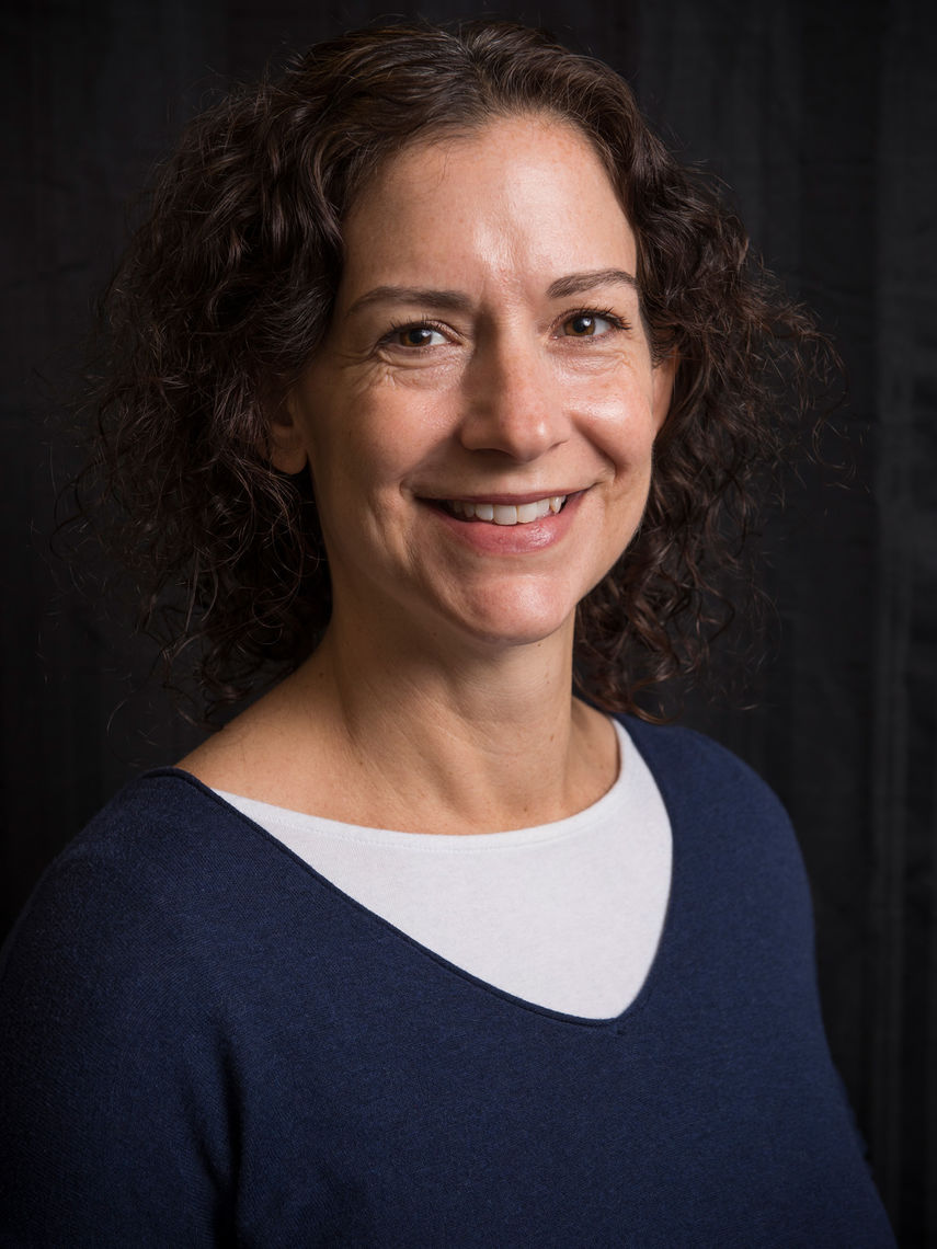Elizabeth Lonsdorf, associate professor of animal behavior