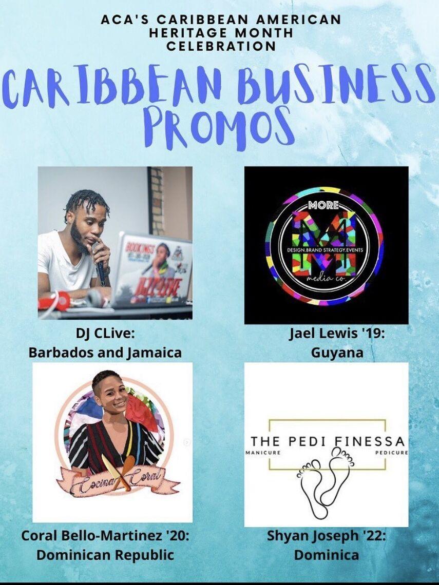 ACA Caribbean American Heritage Month