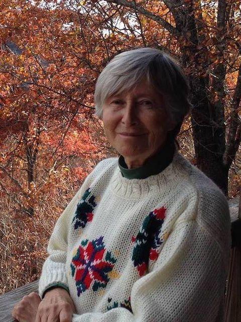 Angela Jeannet, Charles A. Dana Professor Emerita