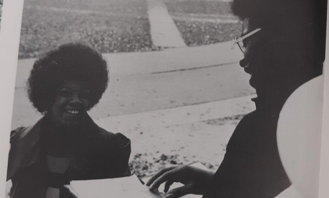Brianna Adams Explores the First Black Women on Campus