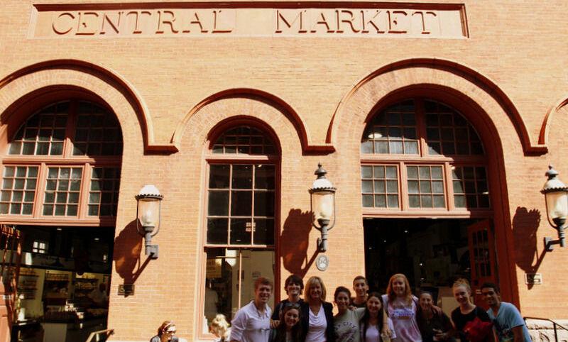 14 PIT at Central Market
