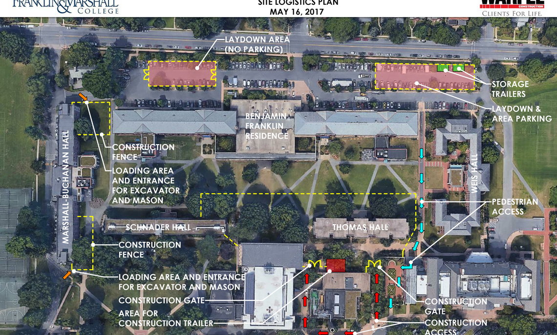 Zip Code Map F M Campus Map