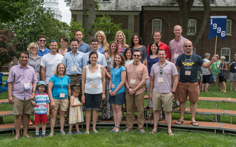 Class of 1996 - 25th Reunion Image
