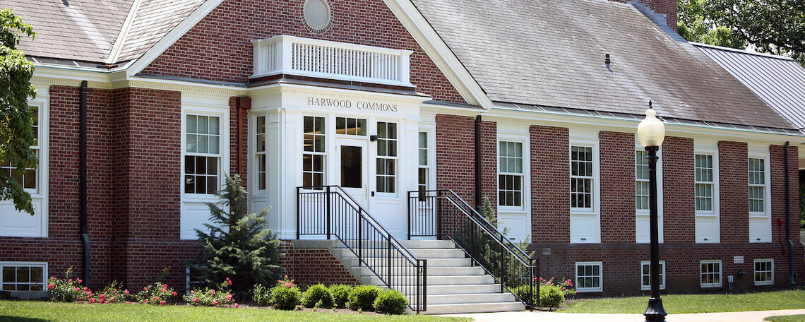 Harwood Commons is home to the Office of Student & Post-Graduate Development (OSPGD).
