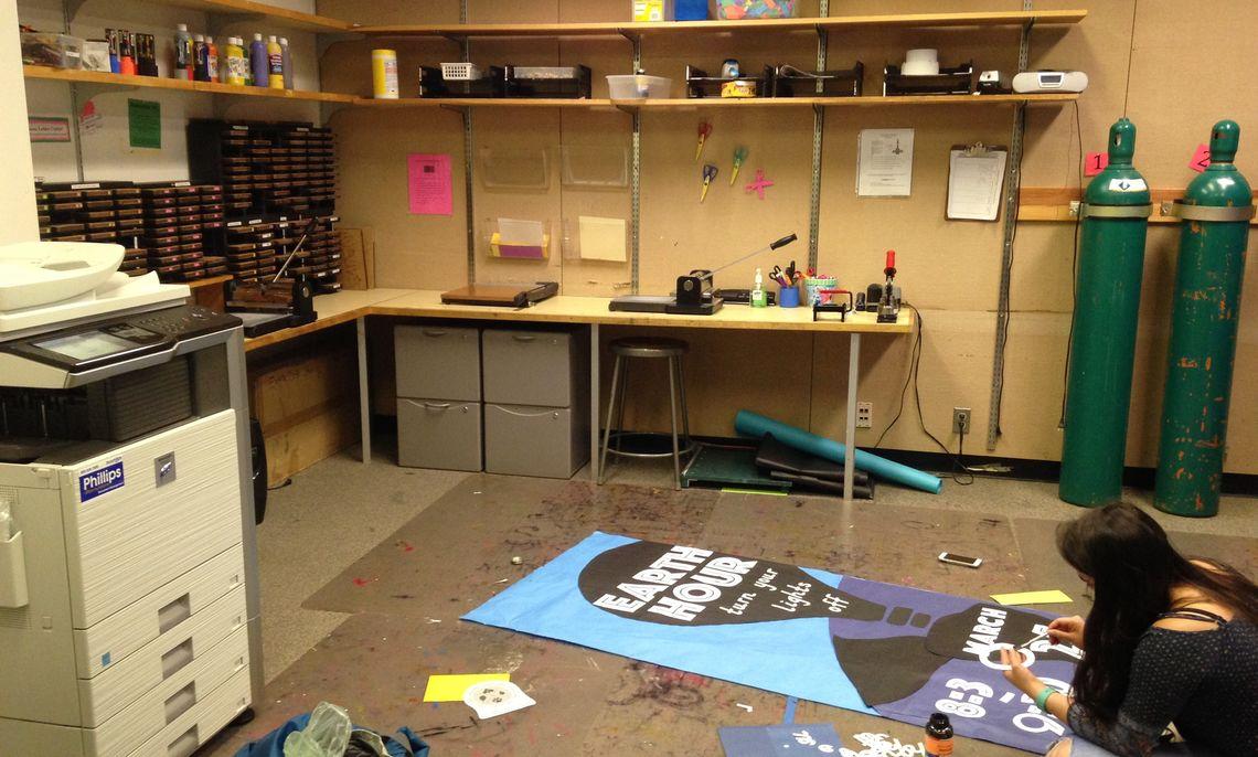 SCC resource room