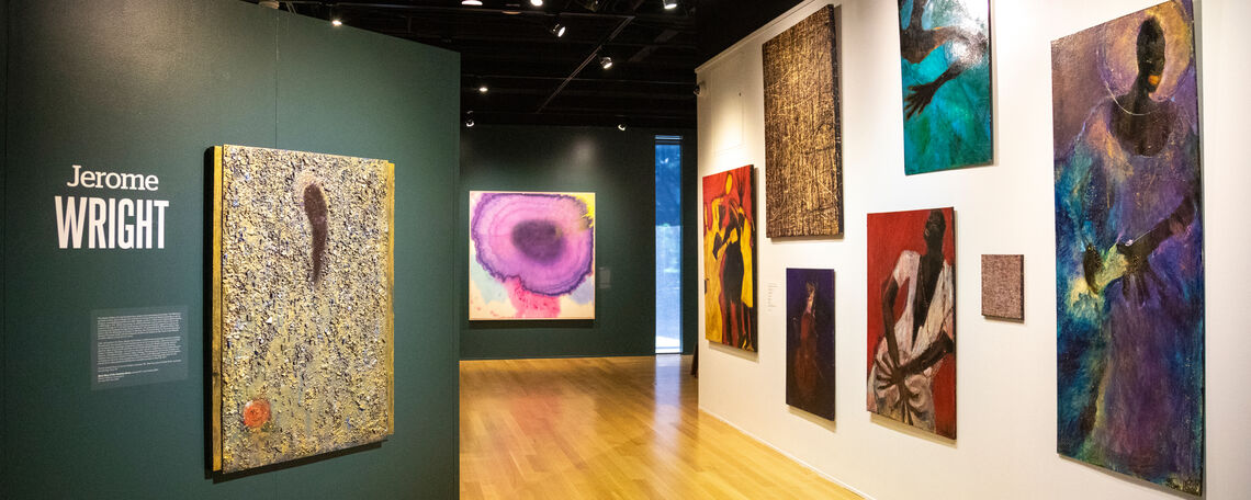 Jerome Wright, gallery view 2