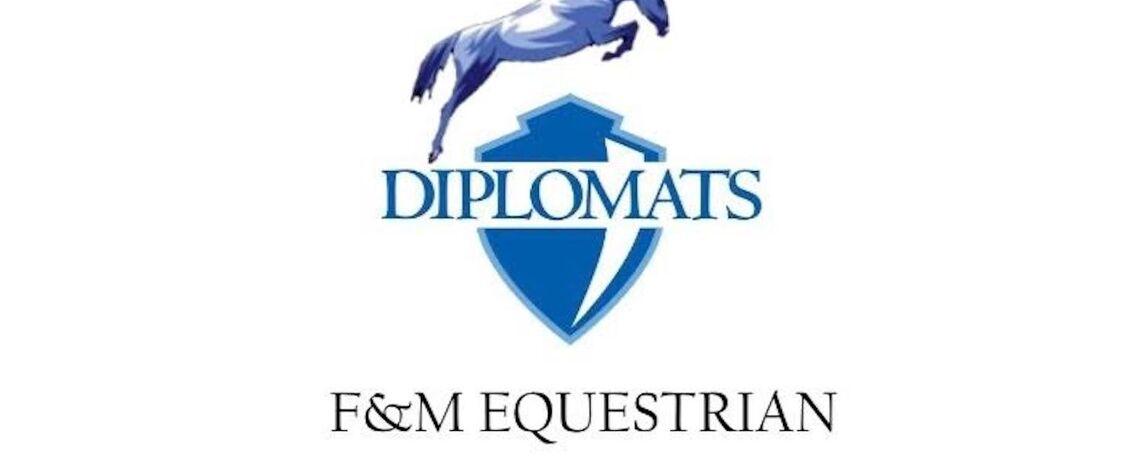 F&M Equestrian Logo made by Vice President Vyas Agarwal '23