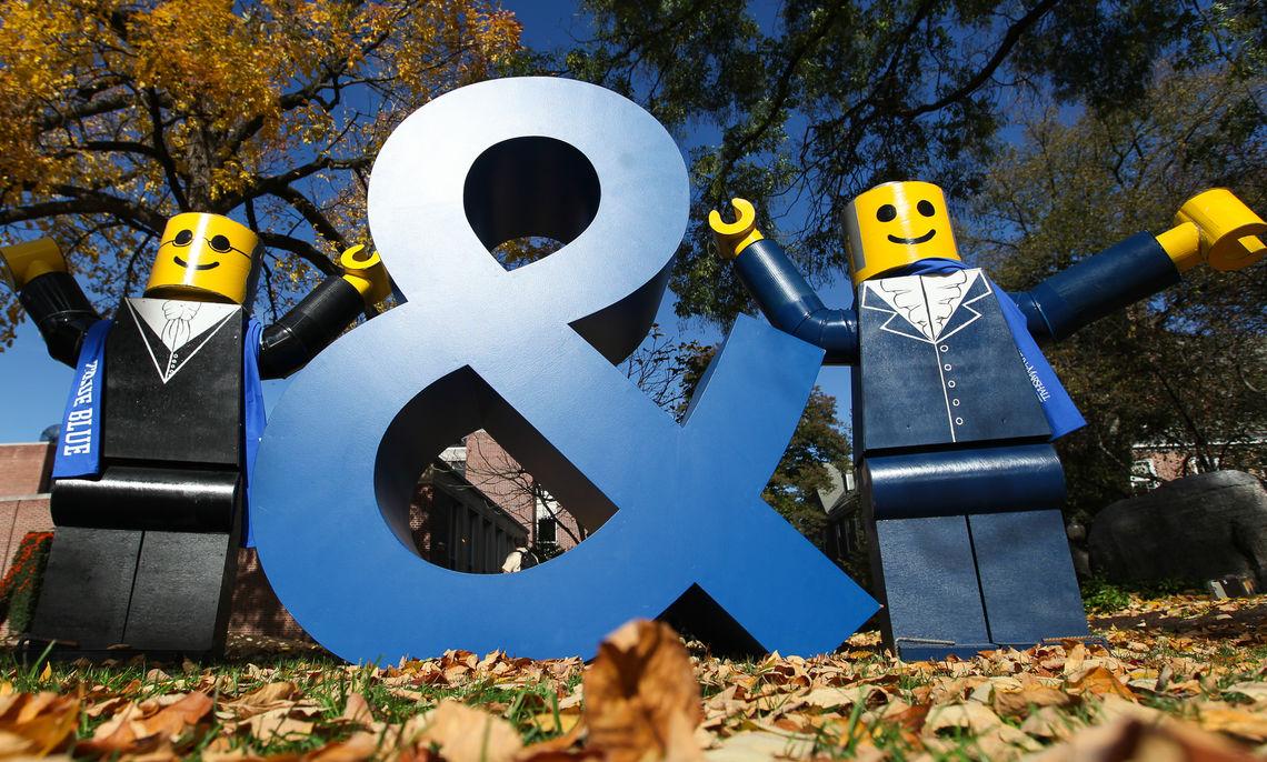 F&M Lego