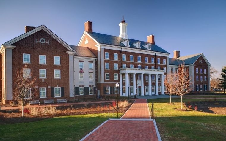 On Campus -  New College House & Weis College House Image