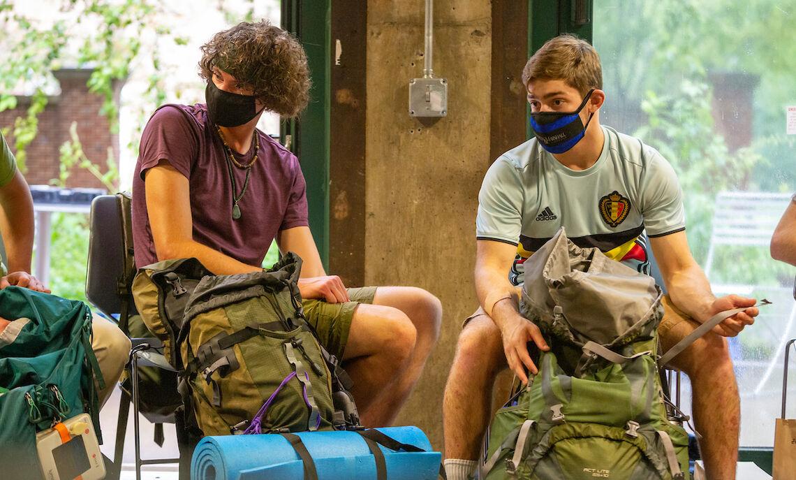 First-Year Outdoor Orientation Trip (FOOT)