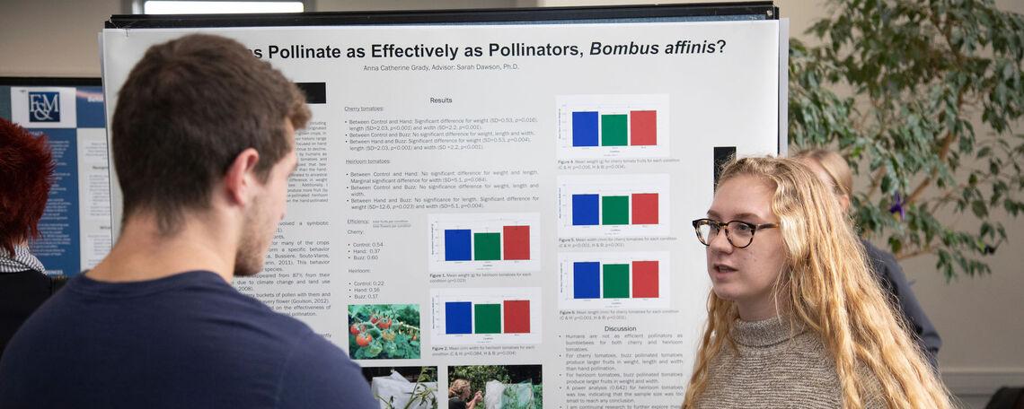 Presenter at 2018 Autumn Research Fair