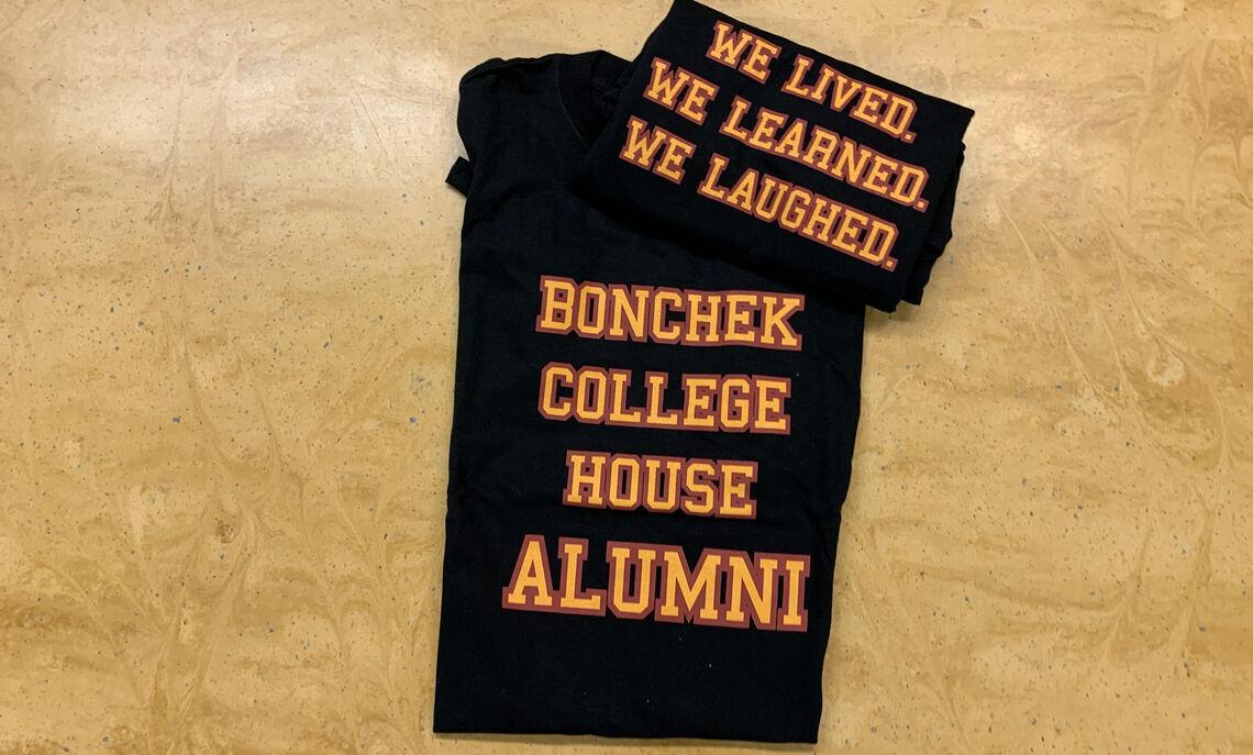 Bonchek Alumni Shirt!