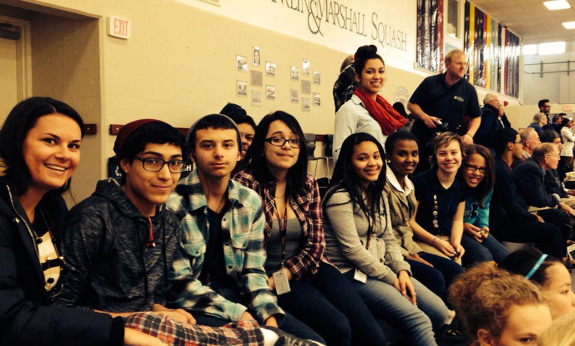 Squash ACES High School