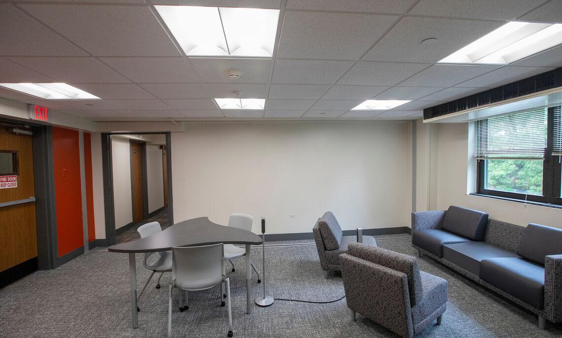 Schnader Hall lounge