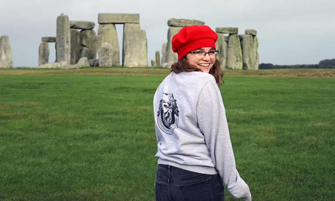 ASE Trip to Stonehenge